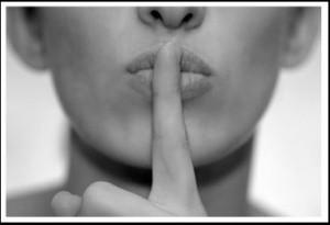 Молчание=тишина ума
