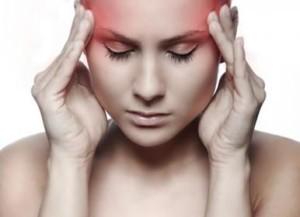 Головная боль из-за погрешностей в питании