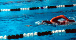Самый лучший вариант - плавание