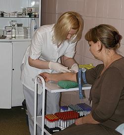 Как сдать анализ крови в поликлинике