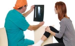 Лечение голеностопного артроза