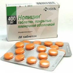 Нолицин при цистите — идеальное средство, которое помогает уже с первой таблетки