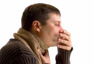 Сухой кашель выступает симптомом многих заболеваний ЛОР органов
