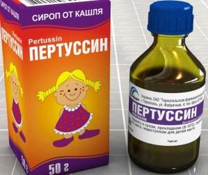 Общие сведения, состав и действие компонентов сиропа «Пертуссин»
