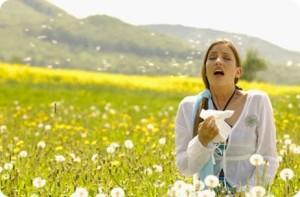 Виды аллергии и их симптомы