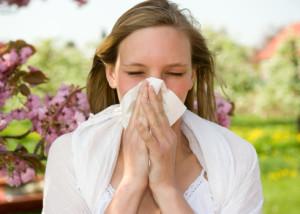 Типы аллергических реакций