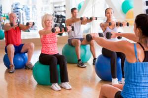 Физкультура при лечении артроза