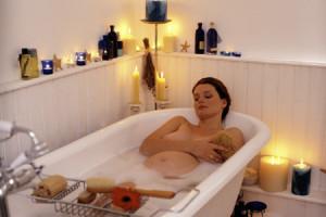 Способы применения эфирных масел во время беременности