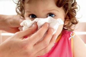 Народная медицина при насморке у ребенка