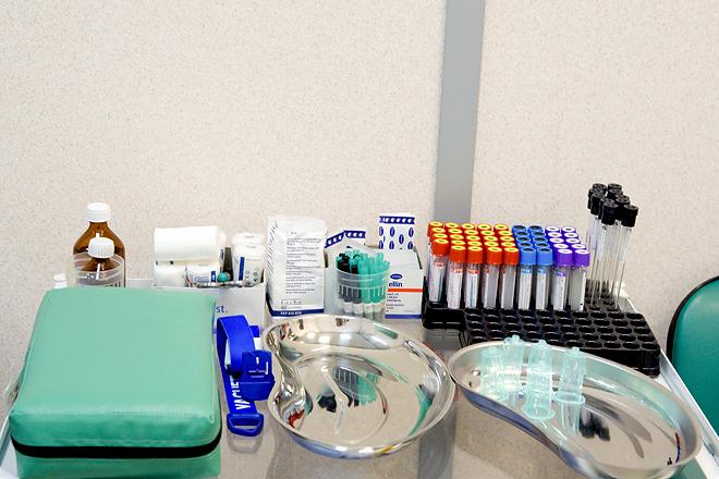 Биохимический анализ крови человека