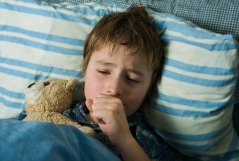 Что делать, если у ребенка насморк и кашель?