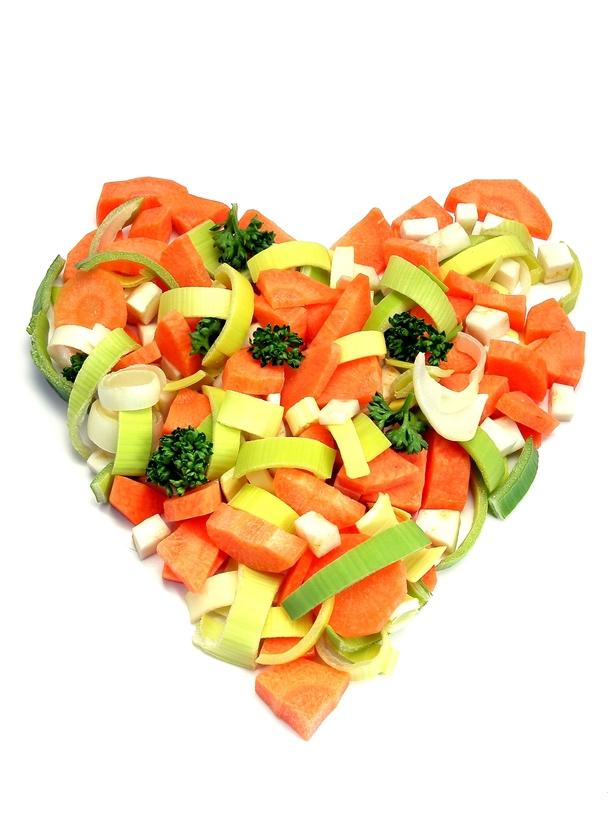 Питание при заболеваниях сердечно-сосудистой системы должно быть диетическим