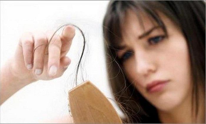 Лечение выпадения волос после родов