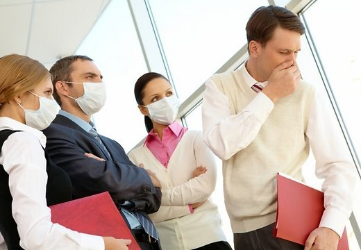 Контакт с больным туберкулезом достаточно опасен