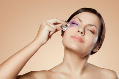 Как быстро вылечить гематому на лице?
