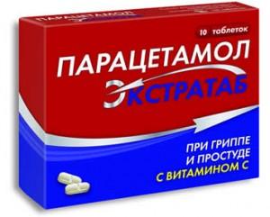 Побочные эффекты Парацетамола