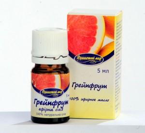 Польза масла грейпфрута