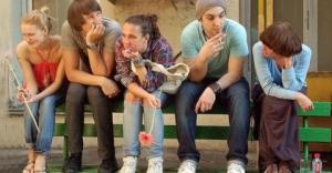 Наркомания среди молодежи