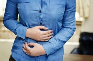 Снятие болей при язве желудка