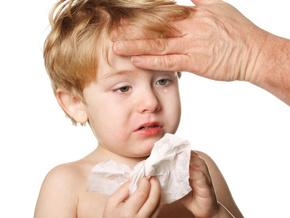 Хронический синусит у ребенка