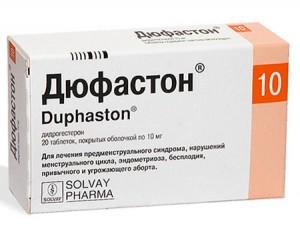 Дюфастон: лечение сбоев в работе яичников