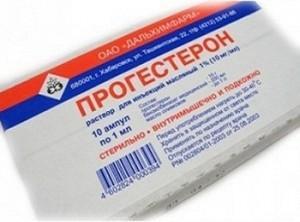 Гормон прогестерон