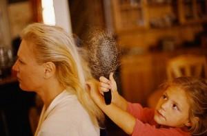 Средства от электризации волосы