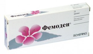 Состав препарата Фемоден