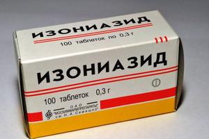 Классификация лекарственных средств от туберкулеза