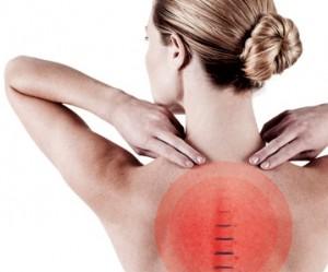 Что делать при ушибе спины?