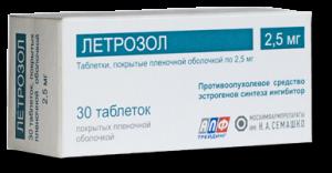 Применение Летрозола