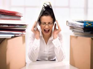Стресс в разных областях жизни