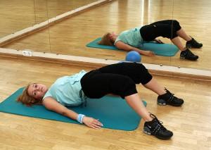 Упражнения, направленные на растяжение позвоночника