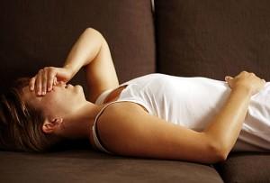 Основными признаками заболевания печени является зуд, метеоризм, потеря аппетита и рвота
