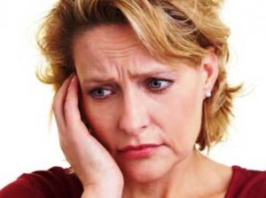 При климаксе не только появляются мигрени, но и частая раздражительность