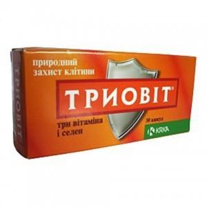 Триовит свободно продаётся в аптеках и не требует для покупки предъявления рецептурного листа