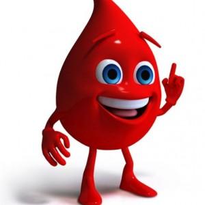 Гемоглобин представляет собой белок, в состав которого входят атомы железа
