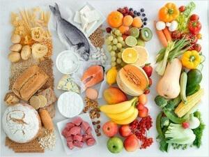 Правильное и здоровое питание является залогом хорошего состояния тела