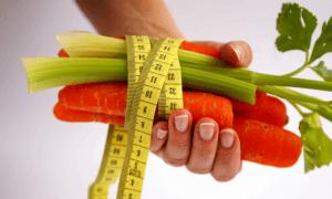 Масса тела зависит от питания