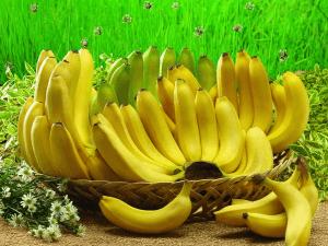 Питательный продукт - банан