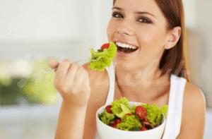 Овощная малоуглеводная диета