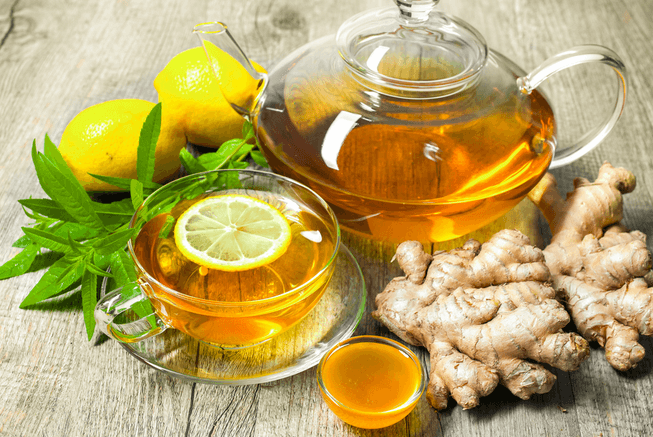 Чай для похудения С имбирем и лимоном - отзывы