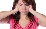 Свист в ушах лечение собственными силами без помощи врачей
