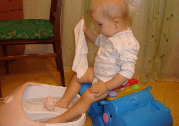 Чем опасна боль в ногах у ребенка после высокой