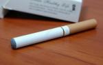 Вред электронных сигарет доказан в ходе экспериментов