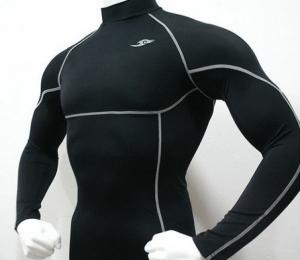 Компрессионный костюм для тренировок