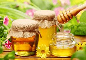 Полезный и вкусный мед