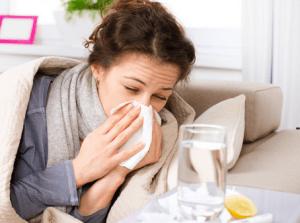 При инфекционных заболеваниях головная боль - частый симптом