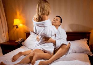 Забеременела благодаря ежедневного секса