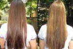 Как смыть цвет волос в домашних условиях: эффективные способы